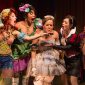 Alison Burns, Soara-Joye Ross, Becky Gulsvig, Michelle Knight and Lulu Picart in a scene from DISENCHANTED!