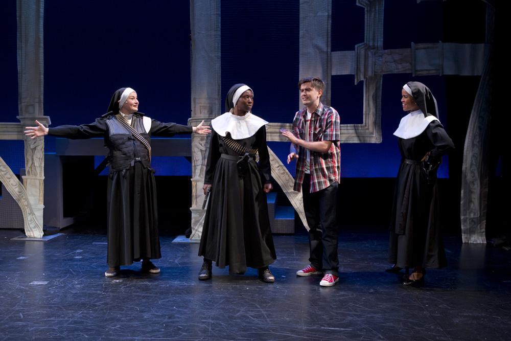 Nuns w guns