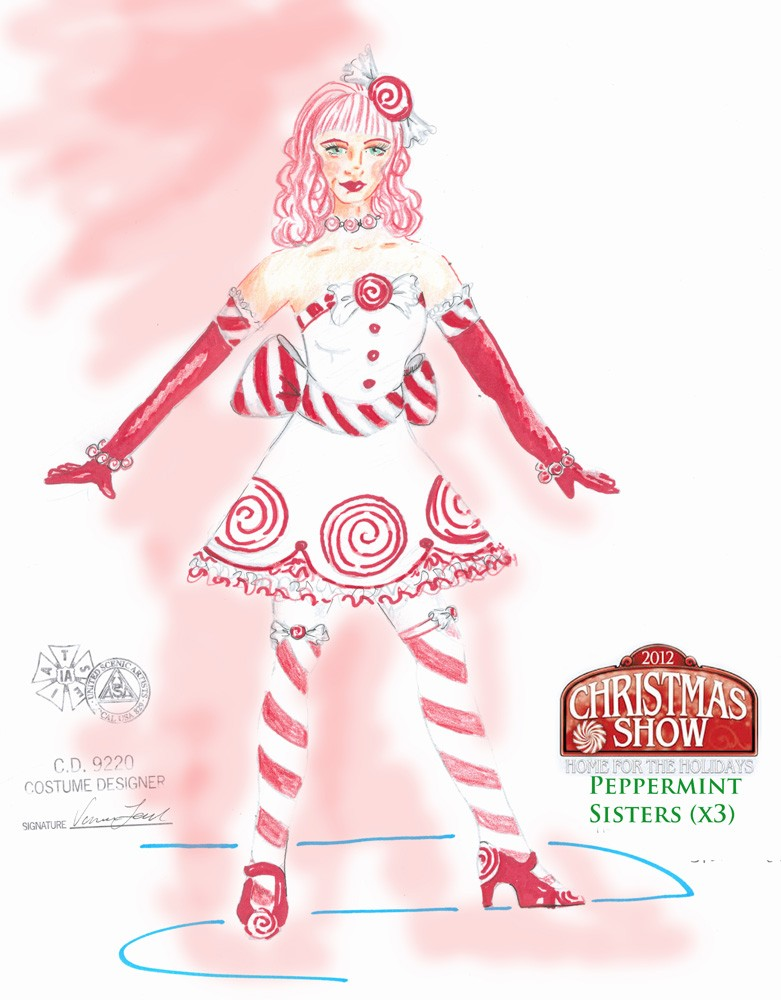 Peppermint Sisters
