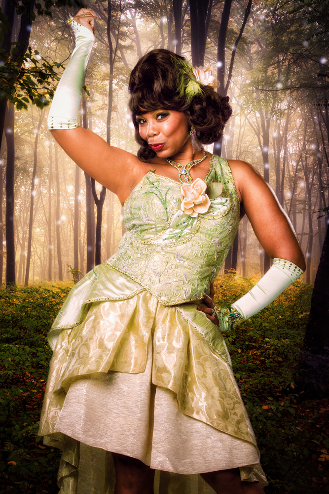 Soara-Joye Ross as The Princess Who Kissed the Frog_credit Matthew Murphy