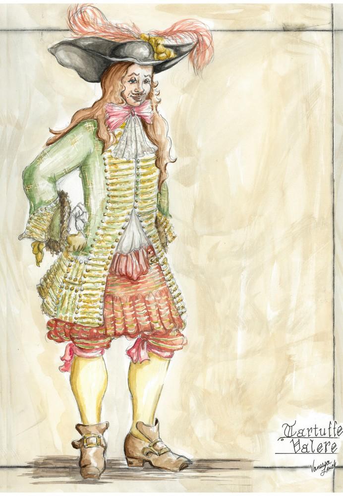 Valere Tartuffe
