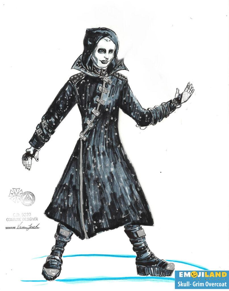 Skull—Grim-Overcoat